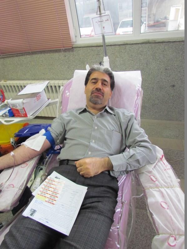 اداره کل نوسازی مدارس استان یزد - اهدای خون - اهدای زندگی