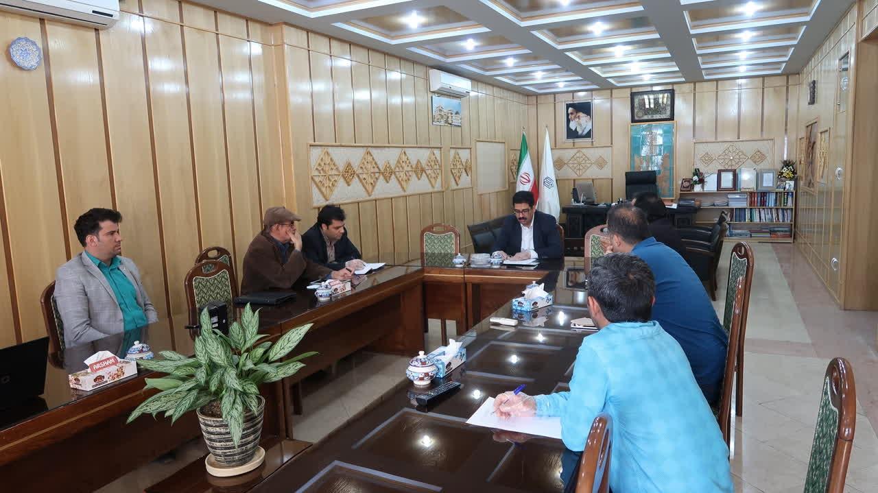 اداره کل نوسازی مدارس استان یزد - اغاز مکان یابی مدارس استان با استفاده از نرم افزار GIS انجام میشود