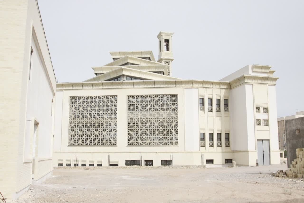 اداره کل نوسازی مدارس استان یزد - بازدید مدیرکل نوسازی مدارس استان از پروژهای نیمه تمام