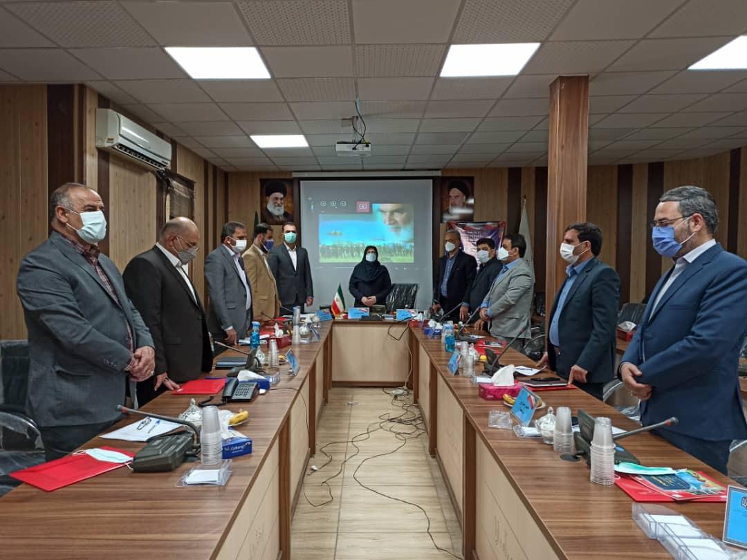 اداره کل نوسازی مدارس استان یزد - جلسه گارگروه تخصصی تسهیل درامور خیرین مدرسه ساز کشور برگزار شد.