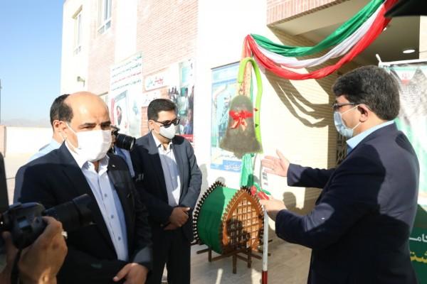نواخته شدن زنگ اول مهر با حضور مدیرکل نوسازی مدارس استان