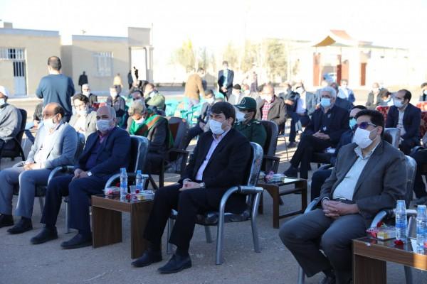 آغاز عملیات اجرائی7 پروژه آموزشی در منطقه اشکذر یزد