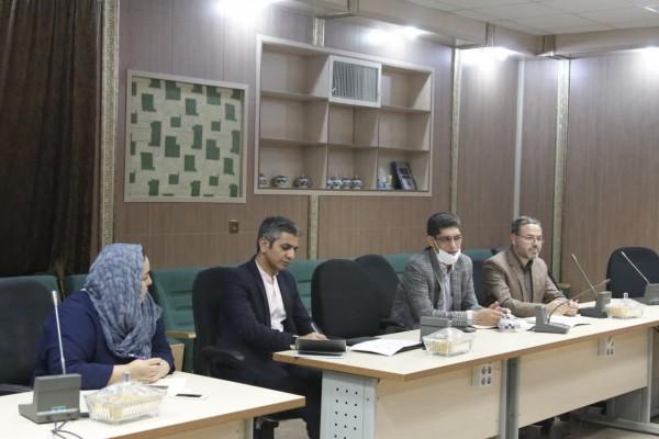 جلسه مشترک اداره کل نوسازی مدارس استان یزد و موسسه  ریلیف اینترنشنال در راستای بهبود خدمات رسانی به پناهندگان در استان