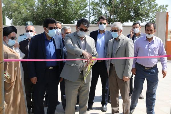 افتتاح و بهره برداری از پروژه های نوسازی مدارس در ابرکوه