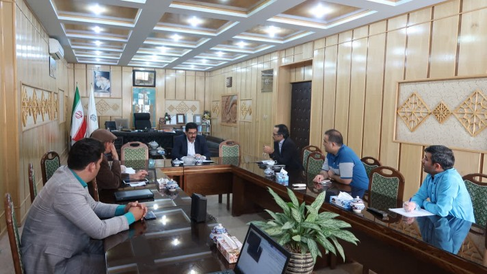 اغاز مکان یابی مدارس استان با استفاده از نرم افزار GIS انجام میشود