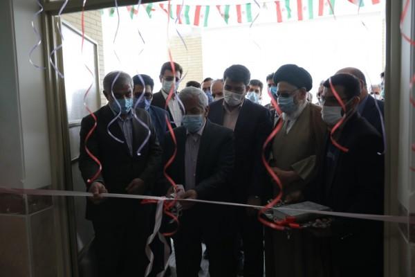 افتتاح مدرسه ۶ کلاسه حاج علی دستمالچی یزد