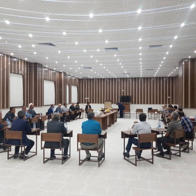 انعقاد تفاهم نامه احداث یک مدرسه ۶ کلاسه و سالن نمازخانه در میبد