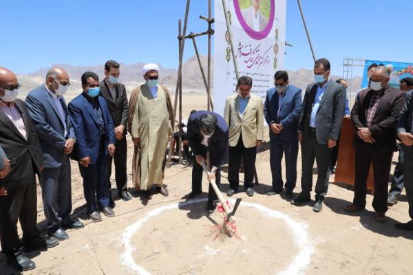 آیین آغاز عملیات اجرایی سه مرکز آموزشی در مهریز