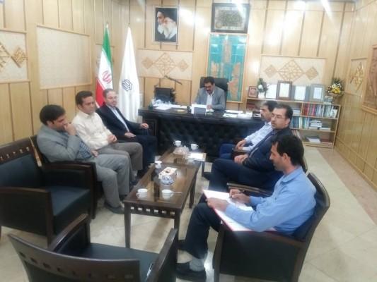 جلسه کارگروه توسعه مدیریت اداره کل نوسازی مدارس استان یزد با حضور مدیرکل تشکیل شد