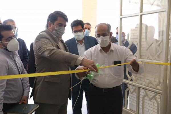 افتتاح دو باب مدرسه شش کلاسه در شهرستان میبد