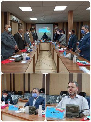 جلسه گارگروه تخصصی تسهیل درامور خیرین مدرسه ساز کشور برگزار شد.