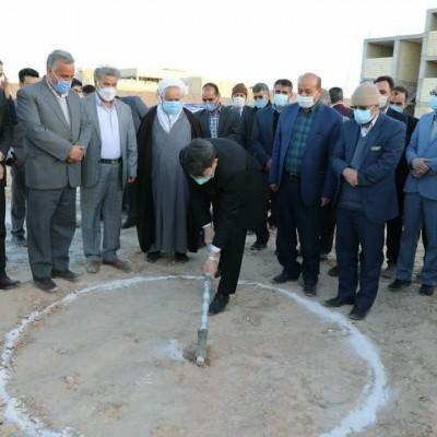 آغاز عملیات اجرایی ۱۴ مدرسه خیری و ۲ باب سالن ورزشی در میبد یزد
