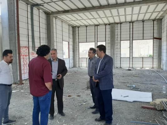 سفر دوروزه مدیرکل دفتر نظارت و هماهنگی اجرای طرح های سازمان نوسازی مدارس کشور به یزد