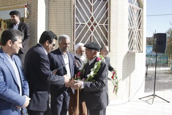 جشنواره های خیری مدرسه محور شهرستان میبد برگزار شد