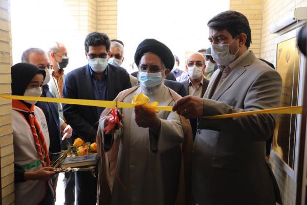 افتتاح و بهره برداری کانون فرهنگی تربیتی شهید رجایی ابرکوه